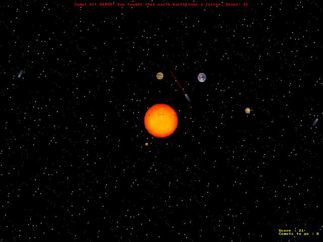 Geddon screenshot